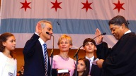 Emanuel Announces Scaled-Back Inauguration