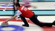 John Landsteiner, Curling