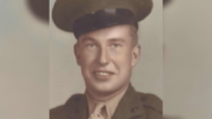 WWII Veteran Remains Return Home to Blue Island