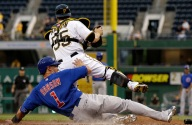 Pirates Blank Cubs