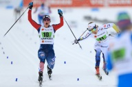 Jessie Diggins, Cross-Country Skiing