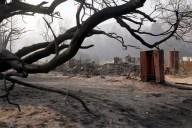 California Wildfire Destroys Sable Ranch