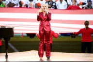 Super Bowl 50: Lady Gaga