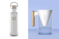 Reduce Bottled Water Waste: Klean Canteen & SOMA Pitcher