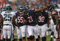 Former Bear Ryan Mundy Suing Helmet Manufacturer for 2014 Injury