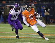 Bears Say Quarterback Trubisky Has Right Shoulder Injury