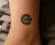 [UGCCHI-CJ-sports]Cubs tattoo