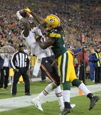 Bears Beat Packers 27-20