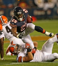 Bears 2-2 in Preseason With Loss to Browns
