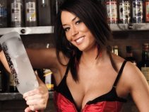 Local Bartender Featured in Playboy