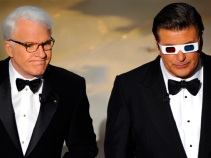 Oscar Highlights: Martin and Baldwin Prove Two Hosts Better Than One