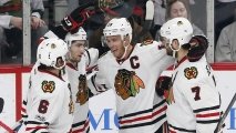 Toews, Blackhawks Make History in Win Over Wild