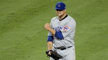 Cubs Set World Series Pitching Rotation