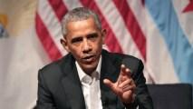 In 1st Post-Presidency Speech, Obama Reveals His New Focus