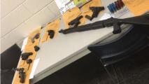 Chicago Police Raid Illegal Nightclub, Seize Guns