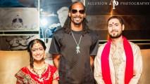 Snoop Dogg Crashes Chicago Hindu Wedding