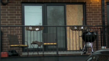 Burglars Shatter Tempered Glass in Chicago Break-In