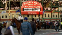 Family Fandom: Cubs Fever Prompts Baseball Baby Names