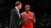 Rondo Suspended by Chicago Bulls for 'Detrimental' Conduct