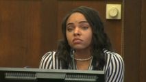 Aaron Hernandez's Fiancee Takes Stand in His Murder Trial