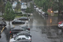 Severe Weather Brings Flooding, Damage to the Chicago Area