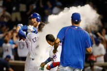 Cubs Rally for 8-7 Win Against Pirates in 13 Innings