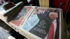 'In God We Trust': World Newspapers React to Trump