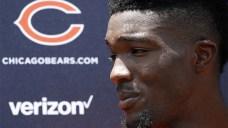 Leonard Floyd Carted Off Field at Bears Practice