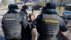 US Condemns Arrests of Corruption Protesters Across Russia