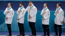 Oops: US Men's Curlers Presented With Women's Gold Medals