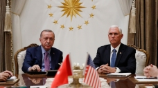 Pence Says US, Turkey Strike Cease-Fire Deal in Syria