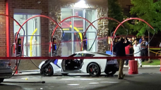 Sheriff's Deputy Shoots Teen Trying to Steal His Corvette