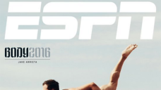Jake Arrieta Strips Down and Shaves for Cover of  ESPN's...
