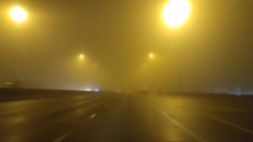 Dense Fog, Possible Flooding Threatens Morning Commute