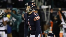 Cody Parkey Auditions for Colts' Kicker Job: Reports
