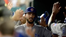 Bryant Hits 3 Home Runs as Cubs Blow Out Nationals