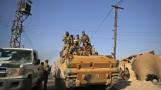 Turkish Invasion Threatens to Escalate; US Orders Pullback