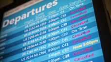 More Than 1,100 Flights Canceled at Chicago Airports