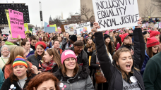 Chicagoans Join the Women's March on Washington
