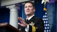 His Nomination in Peril, Jackson Fights for VA Post
