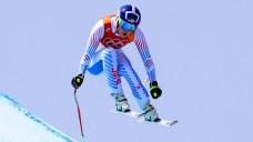 Lindsey Vonn Takes Bronze in Women's Downhill