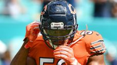 Mack 'Day-to-Day' With Ankle Injury, Bears Say