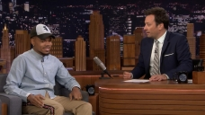 Chance the Rapper Shares Message for Chance the Snapper