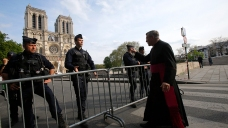 Short-Circuit 'Likely Caused' Notre Dame Fire: Police Official
