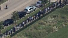 Amazon's Chicago Job Fair Draws Long Lines