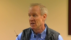 Watch Rauner Say 'Madigan' 31 Times in 1 News Conference
