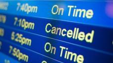 Hundreds of Flights Canceled in Chicago for Severe Weather