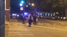 CTA Bus Swerves to Avoid Gun Fire That Wounded 2
