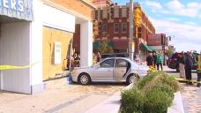Man Dies After His Car Crashes into Des Plaines Building