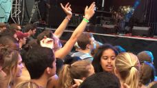 Malia Obama Spotted at Lollapalooza Thursday